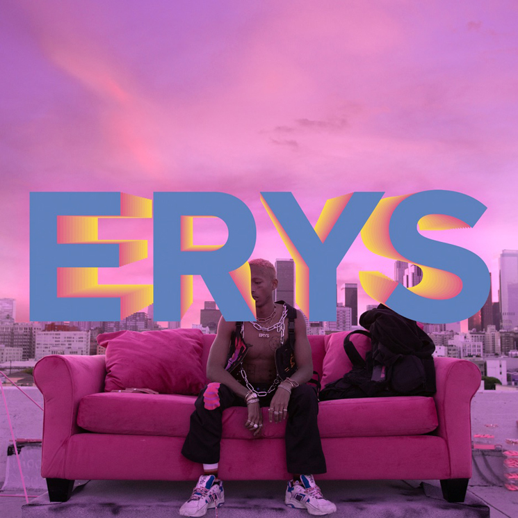 Stream Jaden Smith's New Star-Studded Album 'ERYS'