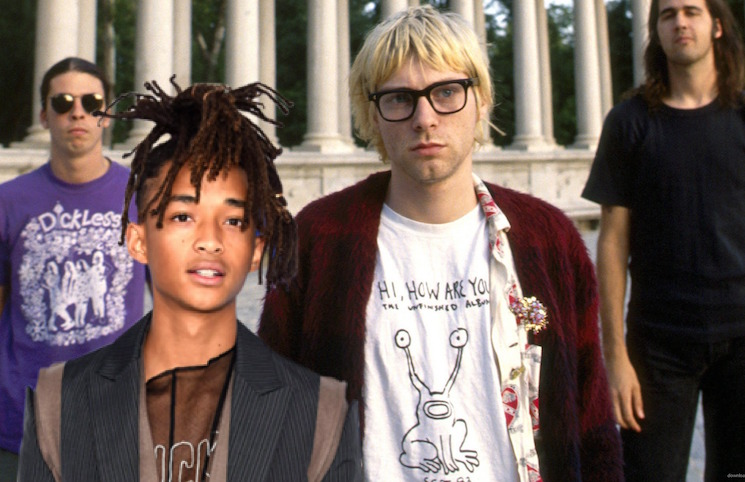 Fall Out Boy's Pete Wentz Says Jaden Smith Might Be the Next Nirvana