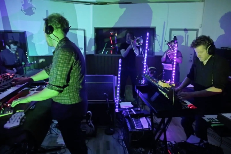 Jaga Jazzist 'Oban' (live video)