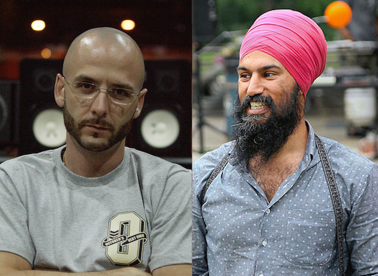 "​Drake Producer Noah ""40"" Shebib Is Joining Jagmeet Singh's ""Momentum Rally"""