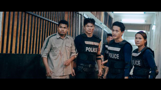 FANTASIA 2017: Jailbreak Directed by Jimmy Henderson