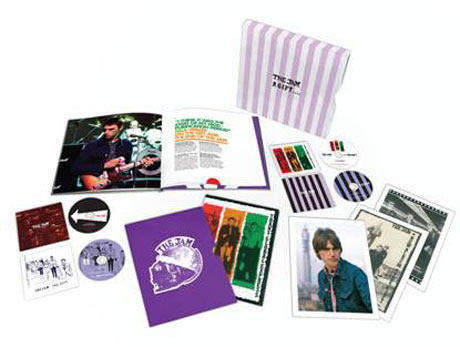 The Jam Unveil Box Set Reissue of 'The Gift'