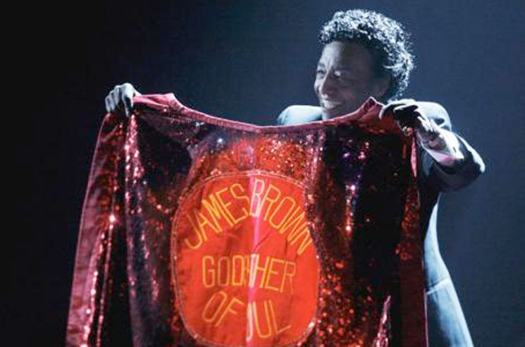 James Brown's Legendary 'Cape Man' Danny Ray Dead at 85