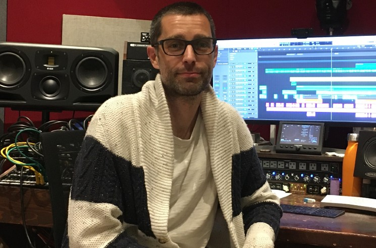 James Bunton Lets His Synth Do the Talking on New Single 'ARGON8 03'