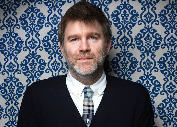 LCD Soundsystem Sign with Columbia Records
