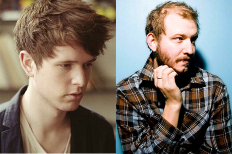 Bon Iver and James Blake Premiere Collaborative Track
