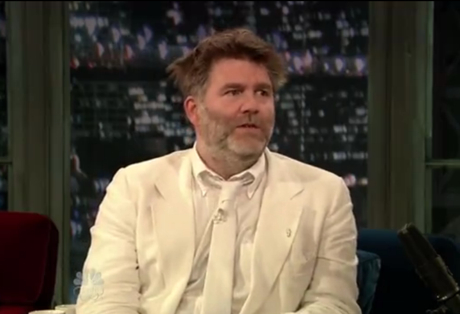 James Murphy Interview on 'Late Night with Jimmy Fallon'