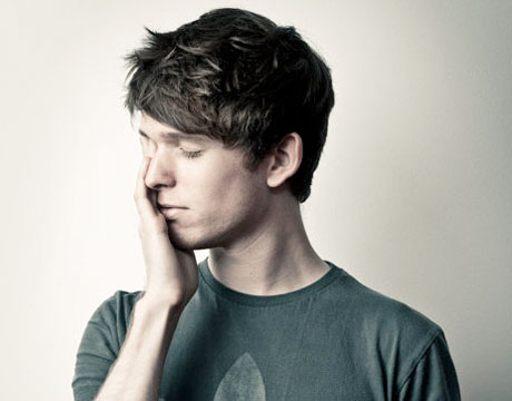 "James Blake ""Building It Still"""