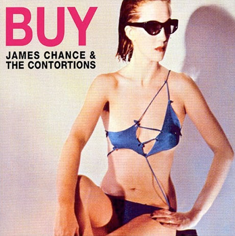 James Chance & the Contortions' 'Buy' Set for Deluxe Reissue