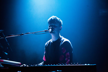 "James Blake Debuts Two New Songs in Toronto, Reiterates Album Out ""Soon"""