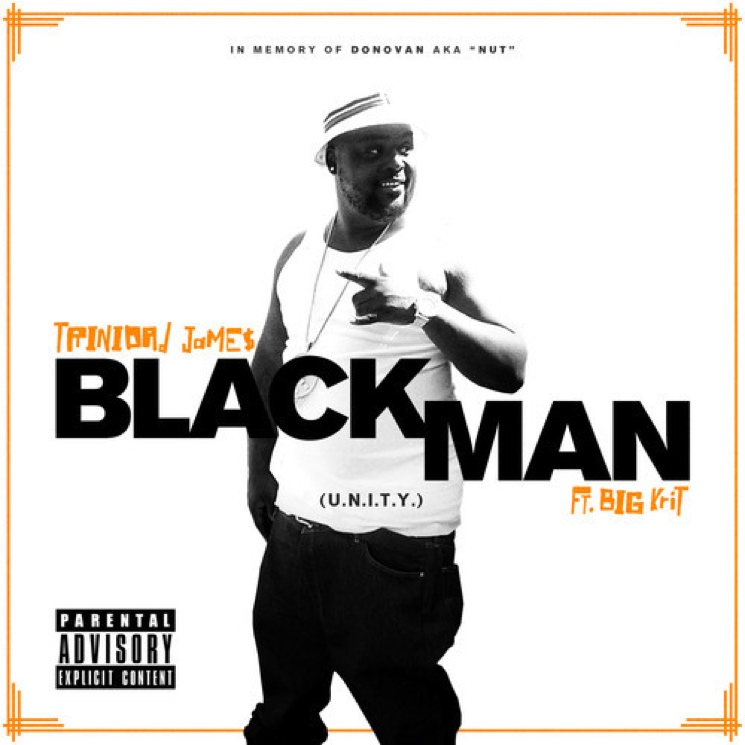 "Trinidad Jame$ ""Black Man Pt. 1"" (ft. Big K.R.I.T.)"