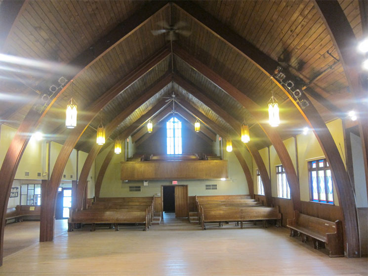 Vancouver's St. James Hall Under Threat of Redevelopment