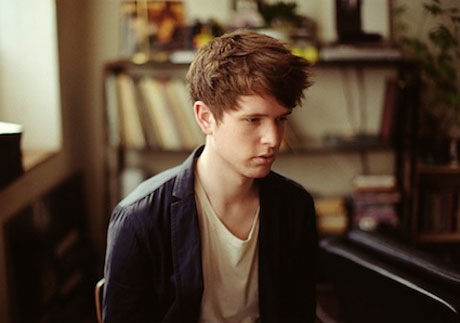 "James Blake ""Love What Happened Here"""