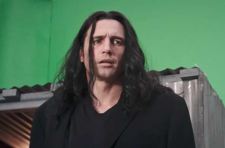 The Disaster Artist Directed by James Franco