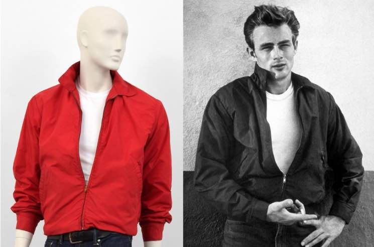 James Dean's 'Rebel Without a Cause' Jacket Goes Up for Auction