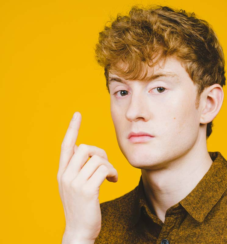 James Acaster Discusses the Success of 'Repertoire' and Bringing New Show 'Cold Lasagne Hate Myself 1999' to JFL42