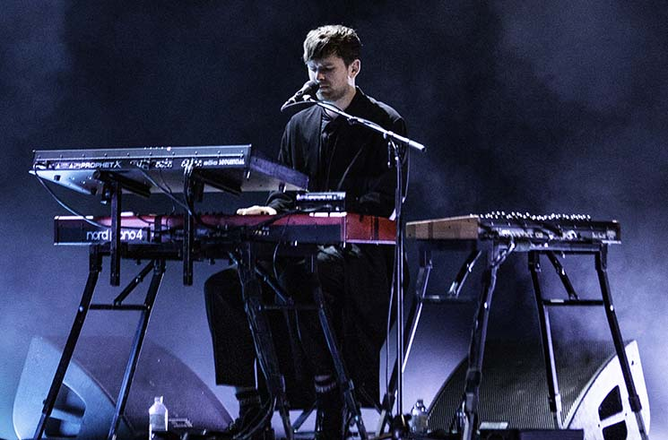 James Blake Postpones Vancouver Show Due to Illness