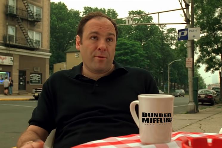 'The Sopranos' Star James Gandolfini Almost Played Michael Scott in 'The Office'