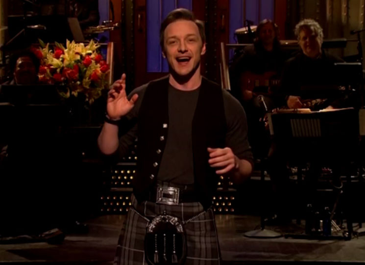 Saturday Night Live: James McAvoy & Meek Mill January 26, 2019