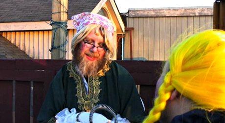 Natural Born Grannies Spookey Ruben's Dizzy Playground (Feat: Ariel Pink)