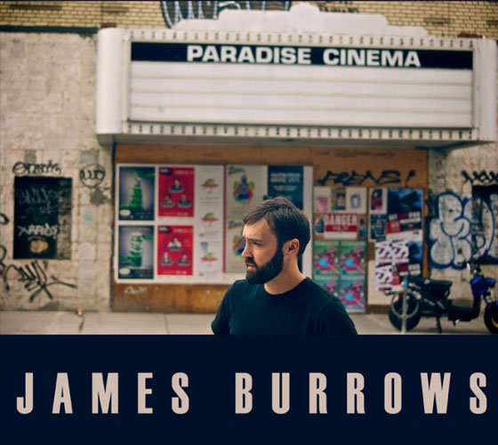 James Burrows Paradise Cinema