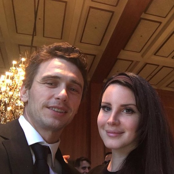James Franco Sued for Allegedly Headbutting Photographer at Lana Del Rey Concert