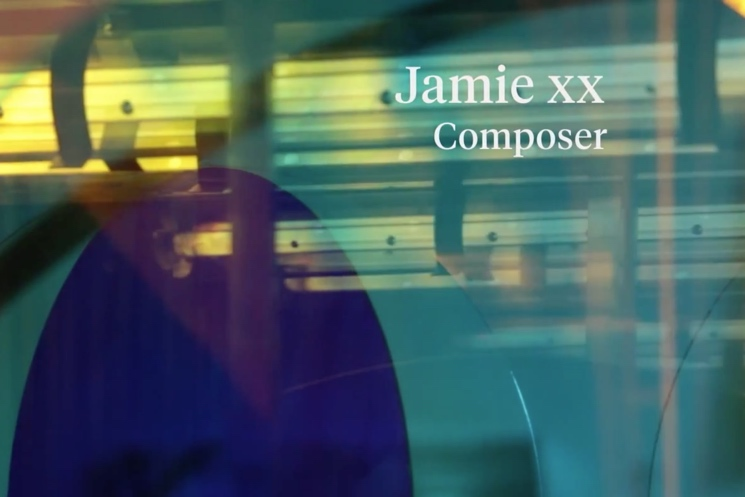 Jamie xx 'Tree of Codes' (ballet trailer)