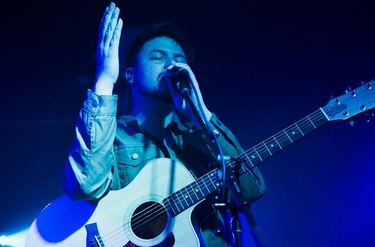 Jamie Woon The Hoxton, Toronto ON, February 4