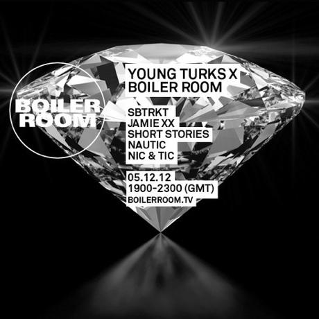 Jamie xx 'Boiler Room x Young Turks' (mixtape)