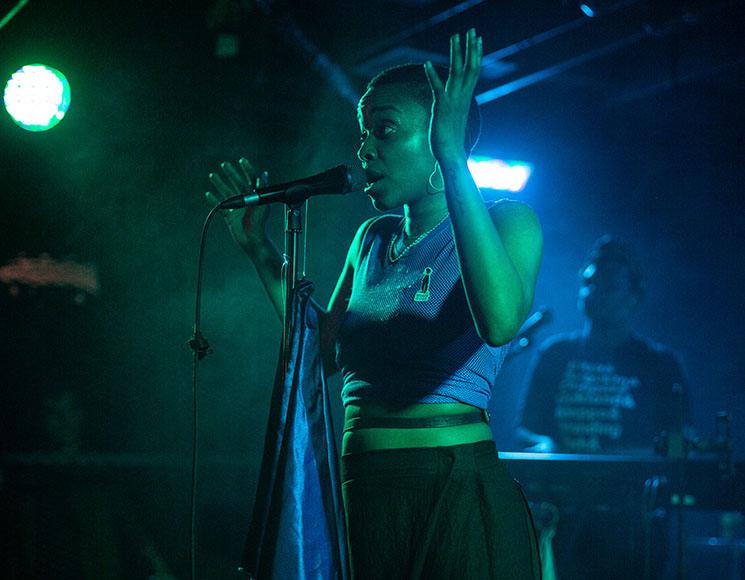 Jamila Woods / duendita Biltmore Cabaret, Vancouver BC, June 27