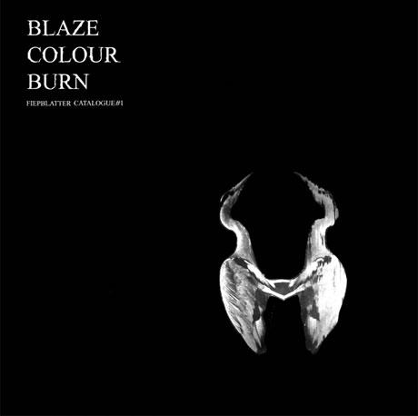 Jan St. Werner Blaze Colour Burn