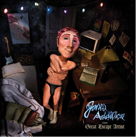 Jane's Addiction The Great Escape Artist