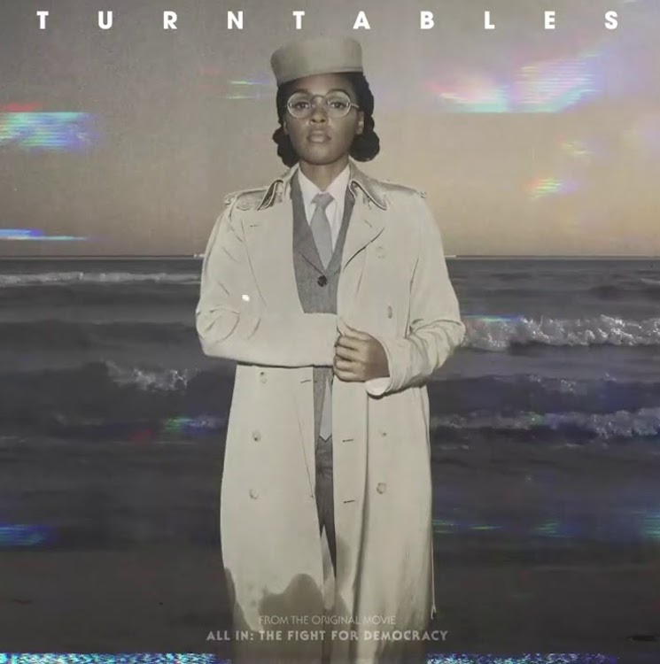 Listen to Janelle Monáe's Politically Charged New Single 'Turntables'