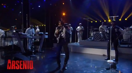 "Janelle Monáe ""Electric Lady"" (live on 'Arsenio')"
