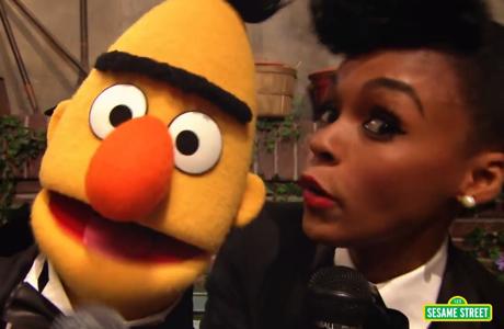"Janelle Monáe ""The Power of Yet"" (on 'Sesame Street')"