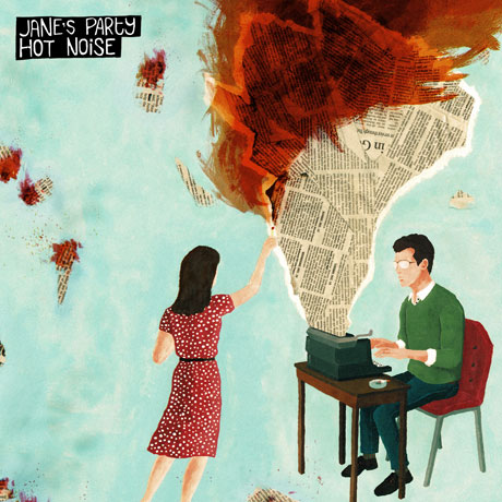 Jane's Party 'Hot Noise' (album stream)