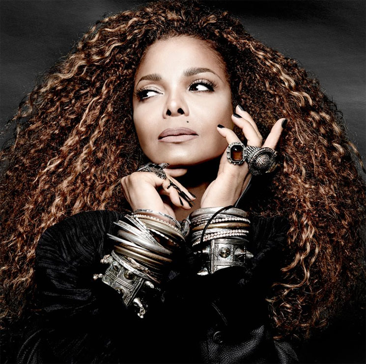Janet Jackson Announces Rescheduled Dates on 'State of the World Tour'