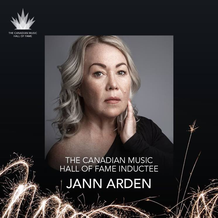​Jann Arden Is Getting Inducted into the Canadian Music Hall of Fame