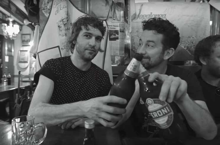 Japandroids 'North East South West' (video)