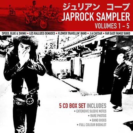 Julian Cope's 'Japrocksampler' Treated to Box Set Featuring Flower Travellin' Band, Les Rallizes Dénudés, Far East Family Band