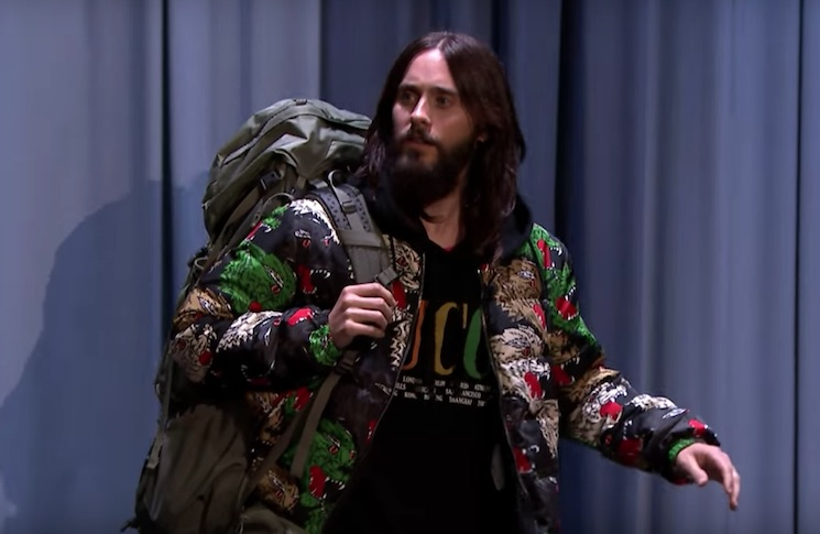 Jared Leto Didn't Know About Coronavirus Because He Was Meditating in the Desert for 12 Days