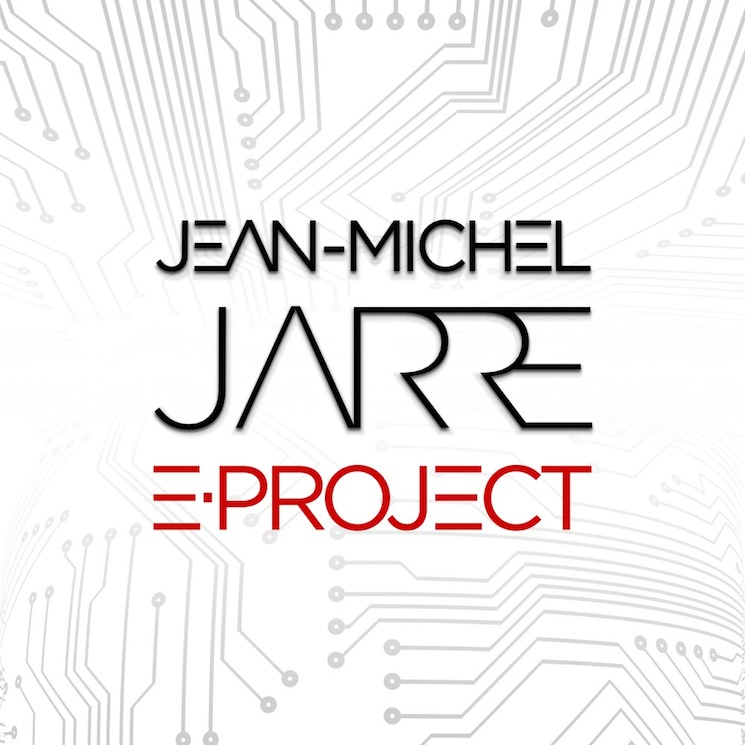 Jean-Michel Jarre Details New Album