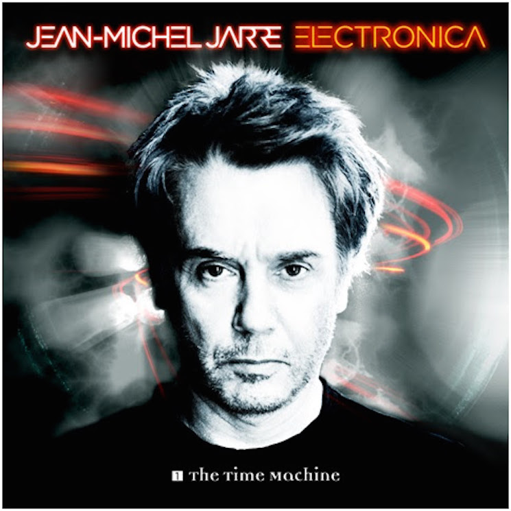 Jean-Michel Jarre Adds Air, Fuck Buttons, Moby, Laurie Anderson to New Album
