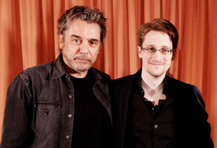 Jean-Michel Jarre Collaborates with NSA Whistleblower Edward Snowden on Techno Track