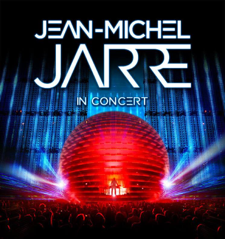 "​Jean-Michel Jarre Hits Canada on ""Electronica World Tour"""