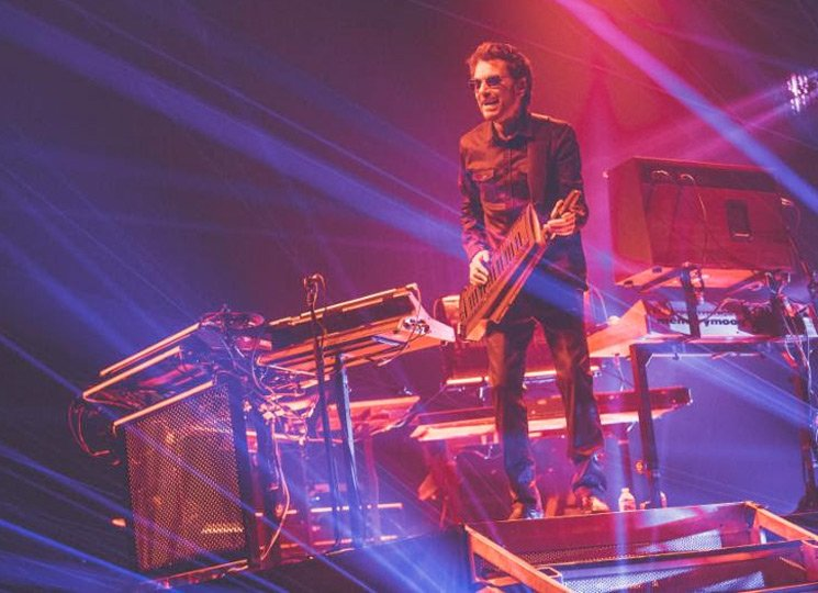 Jean-Michel Jarre Returns for 2018 North American Tour
