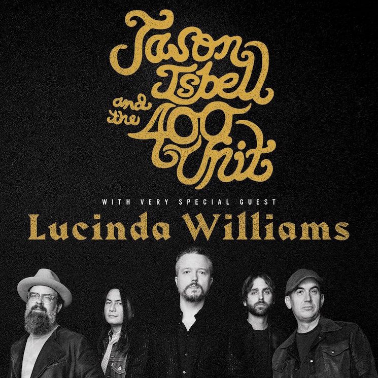 Jason Isbell and Lucinda Williams Announce 2021 Tour Dates