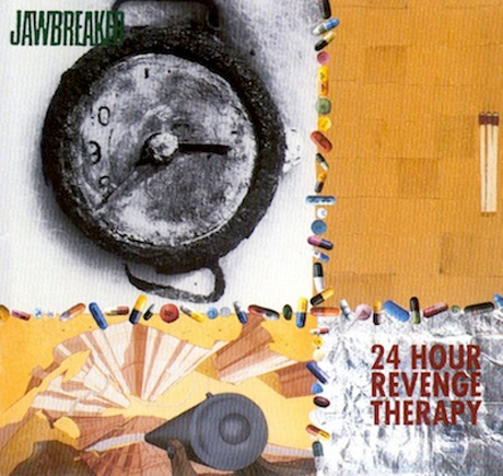 Jawbreaker Treat '24 Hour Revenge Therapy' to Expanded Reissue