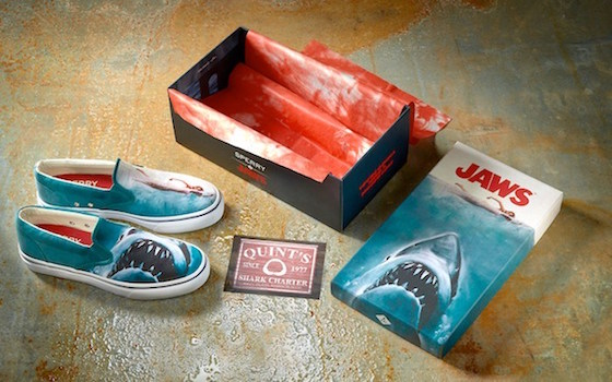 Sperry Is Releasing a Full Line of 'Jaws' Shoes
