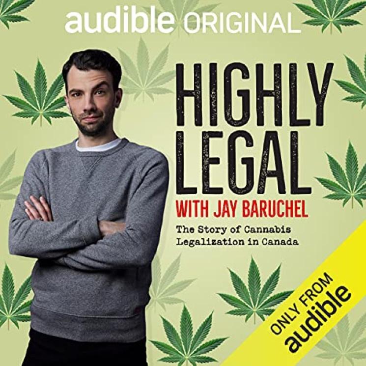 Jay Baruchel Launches Cannabis Podcast